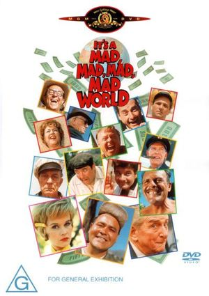 It's A Mad, Mad, Mad, Mad World - Ethel Merman