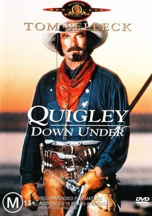 Quigley Down Under - Kylie Foster