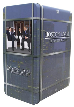 Boston Legal : The Complete Seasons 1 - 5 - Lake Bell
