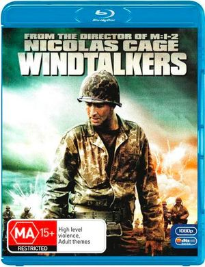 Windtalkers - Frances OConnor