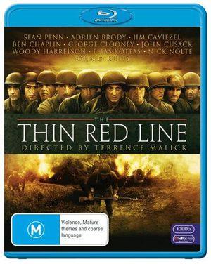 Thin Red Line - Jim Caviezel