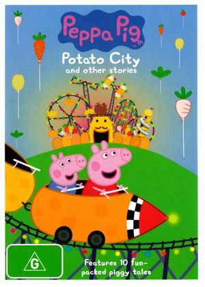 Peppa Pig : Potato City - Harley Bird