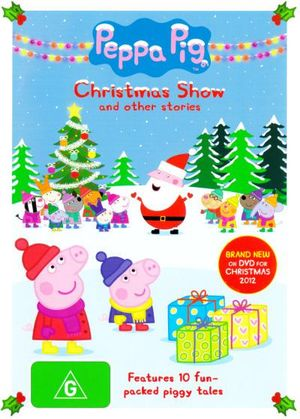 Peppa Pig : Christmas Show and Other Stories - John Sparkes