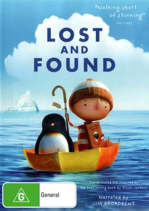 Lost and Found - Jim Broadbent