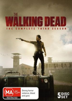 The Walking Dead : Season 3 - Andrew Lincoln