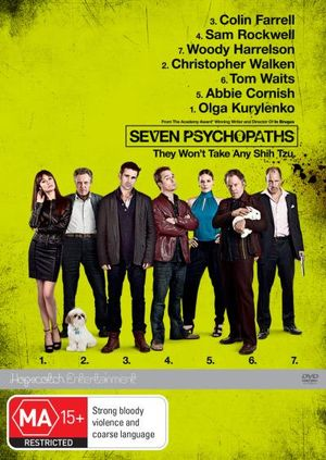 Seven Psychopaths - Colin Farrell