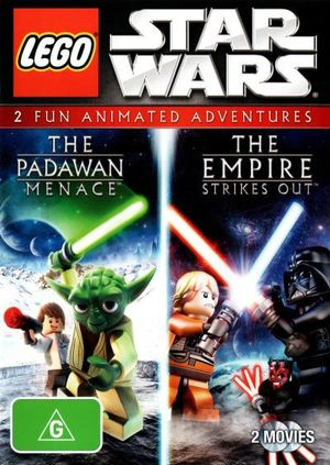 Lego Star Wars : The Padawan Menace  / The Empire Strikes Out (2 Discs) - Tim Gaul