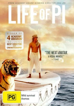 Life of Pi - Suraj Sharma