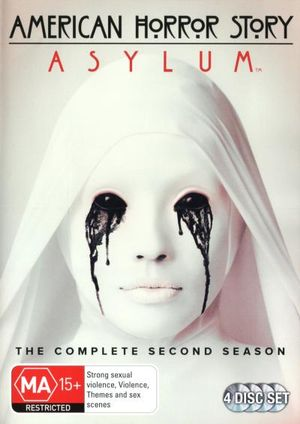 American Horror Story : Asylum - Season 2 - Evan Peters