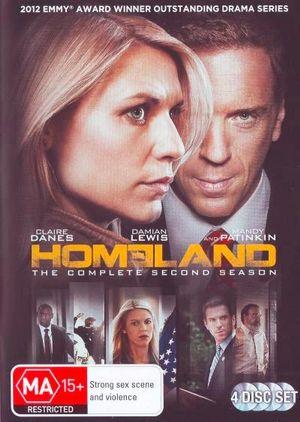 Homeland : Season 2 - Morena Baccarin