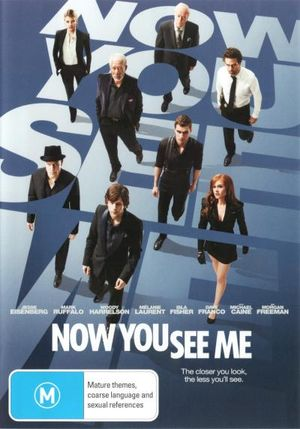 Now You See Me - Jesse Eisenberg