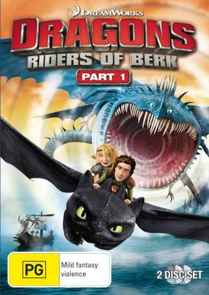 Dragons : Riders of Berk - Volume 1 - Jay Baruchel