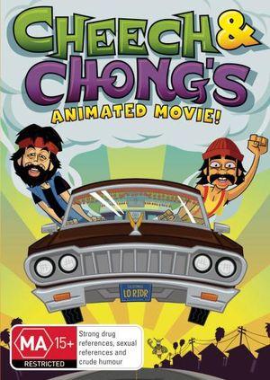 Cheech & Chongs Animated Movie Trailer   HYPEBEAST