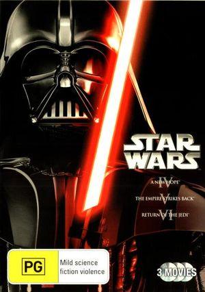 Star Wars : Original Trilogy (A New Hope - IV / The Empire Strikes Back - V / Return of the Jedi - VI) - Sir Alec Guinness