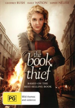 The Book Thief - Sophie Nelisse