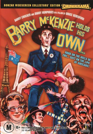 Barry McKenzie Holds His Own : Hard On The Heels Of Evil... Soft On The Lips Of Sheilahs! - Gough Whitlam