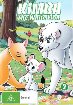 Kimba the White Lion : Volume 2 - Eiichi Yamamoto