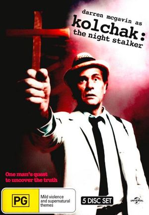 Kolchak : The Night Stalker - The Complete TV Series - Erik Estrada