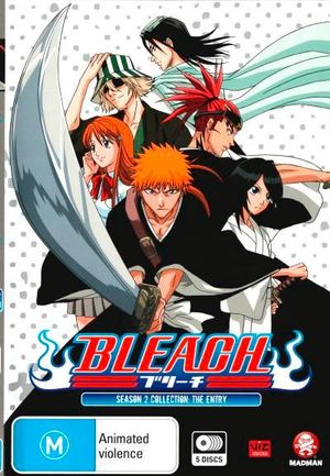 Bleach : Season 2 Collection - The Entry