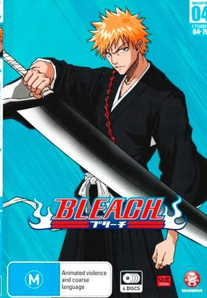 Bleach : Collection 04 (Eps 64-79) - Noriyuki Abe