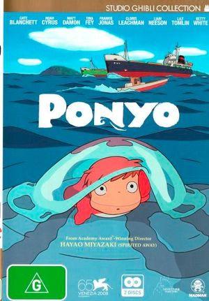 Ponyo - Hayao Miyazaki