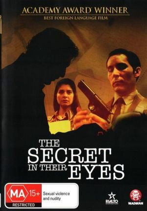 The Secret in Their Eyes - Barbara Palladino