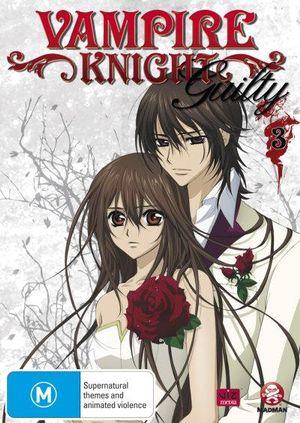 Vampire Knight Guilty : Season 2 - Volume 3