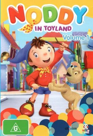 Noddy in Toyland : Volume 1 - Akiya Henry