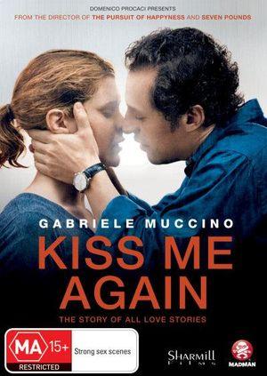 Kiss Me Again - Vittoria Puccini