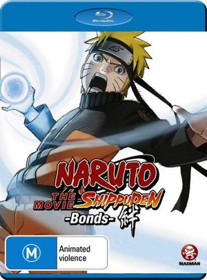 Naruto Shippuden : The Movie 2 - Bonds - Junko Takeuchi