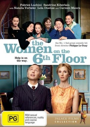 The Women on the 6th Floor (Palace Films Collection) - Fabrice Luchini