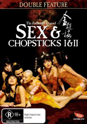 The Forbidden Legend : Sex and Chopsticks 1-2 - Wai Kin Lam
