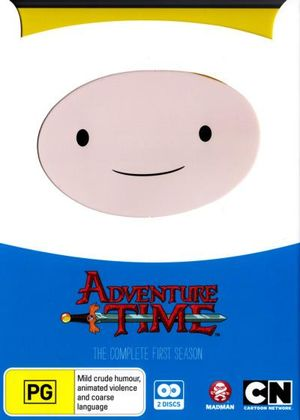 Adventure Time : Season 1 (2 Discs) - Hynden Walch