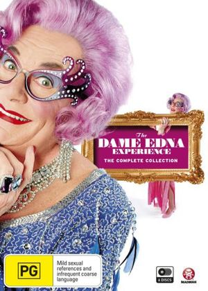 The Dame Edna Experience : The Complete Collection - Dame Edna Everage