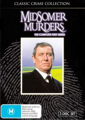 Midsomer Murders : Season 1 (Limited Classics Crime Collection) (3 Discs) - Daniel Casey