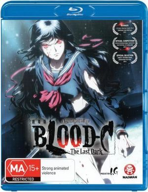 Blood-C : The Last Dark (Movie) - Atsushi Abe
