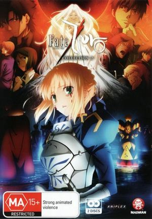 Fate/Zero : Collection 2 - Karen Strassman