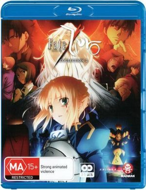 Fate/Zero : Collection 2 - Lucien Dodge