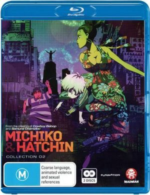 Michiko and Hatchin : Collection 2 - Toru Kusano
