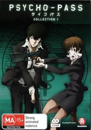 Psycho-Pass : Collection 1 - Terri Doty