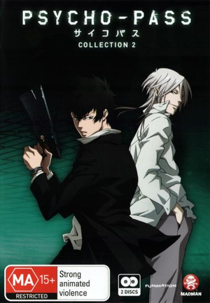 Psycho-Pass : Collection 2 - Kinryu Arimoto