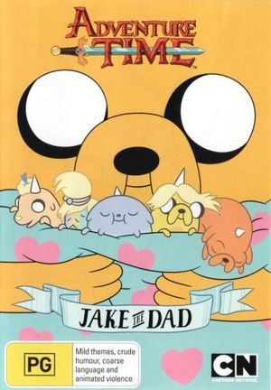 Adventure Time : Collection 5 - Jake the Dad - Hynden Walch