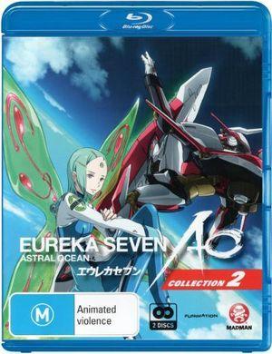 Eureka Seven Ao : Collection 2 - Tetsuo Goto