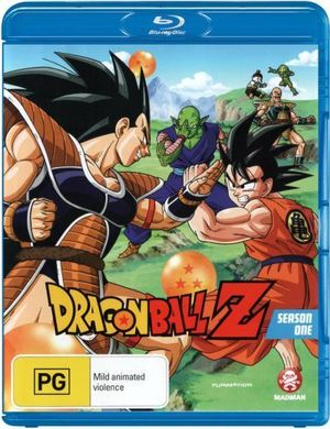 Dragon Ball Z : Season 1 (Episodes 001 - 039) - Joji Yanami