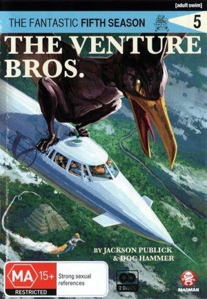 The Venture Bros. : Season 5 - Charles Parnell