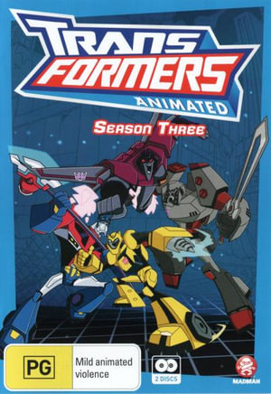 Transformers : Animated - Season 3 - Bumper Robinson