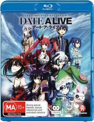 Date A Live : Season 1 - Nobunaga Shimazaki