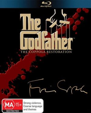a comprehensive movie review of the godfather by francis ford coppola The movie review podcast  tv & film  and was this the wrong day for director francis ford coppola to take his daughter to work  comprehensive podcast stats.