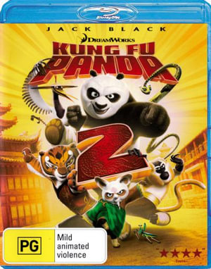 Kung Fu Panda 2 - Seth Rogen