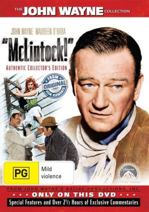 McLintock! (Special Edition) - Jerry Van Dyke